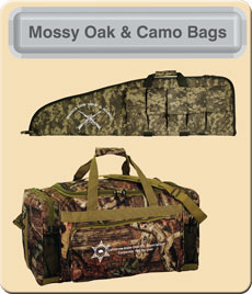 Mossy Oak And Camo Bags