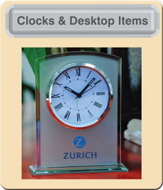 clocks And Desktop Items