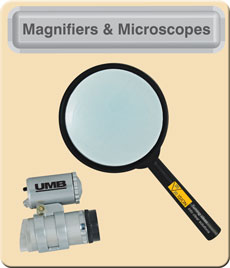 Magnifiers And Microscopes
