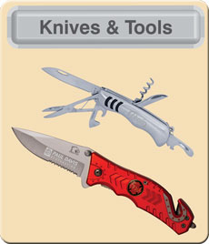 Knives And Tools